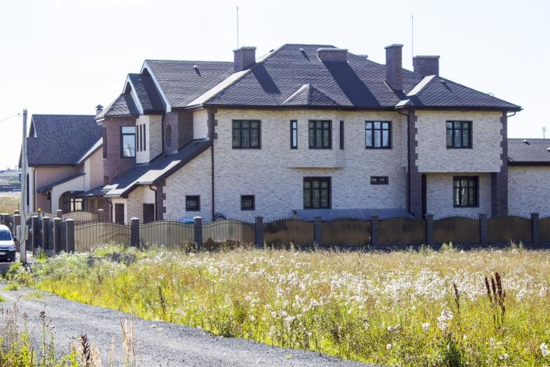 Строительство на участках  КП ОСИНОВАЯ РОЩА